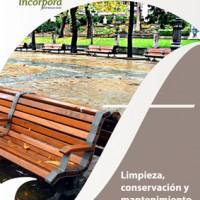 Limpieza, Conservación y Mantenimiento de Mobiliario Urbano