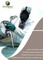 Manipulador de productos fitosanitarios cualificado
